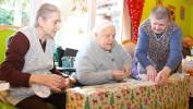 Darovali sme Vianoce obyvateľom domova