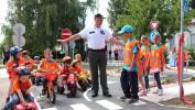 V materskej škole otvorili nové dopravné ihrisko