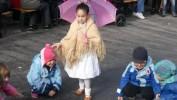 Vystúpenie detí na Svätojánskom jarmoku
