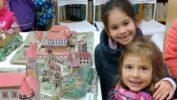 Deti na výstave rodákov z Moravského Svätého Jána
