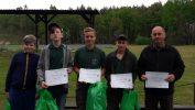 Úspech našich detí z Poľovníckeho krúžku na Okresnej súťaži mladých priateľov prírody a poľovníctva