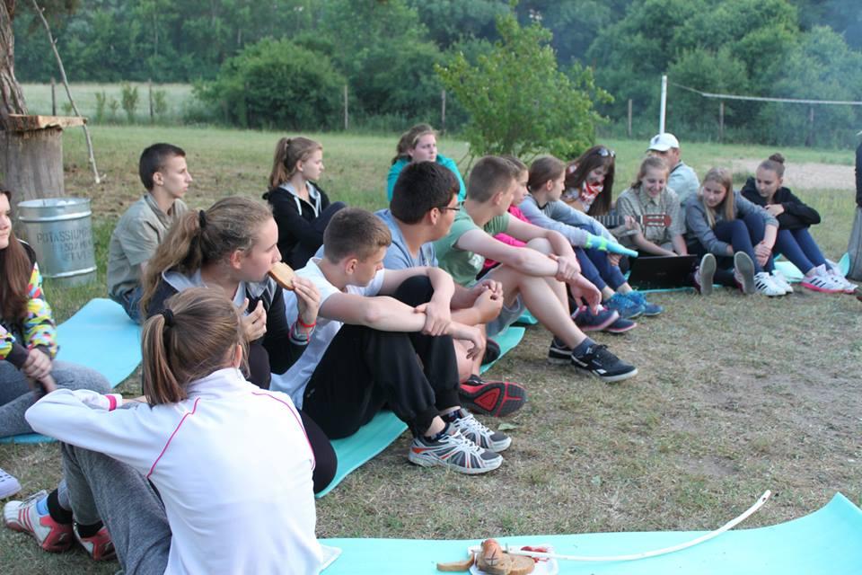 tábor Piesočná