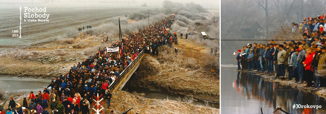 30rokov po Pochode Slobody